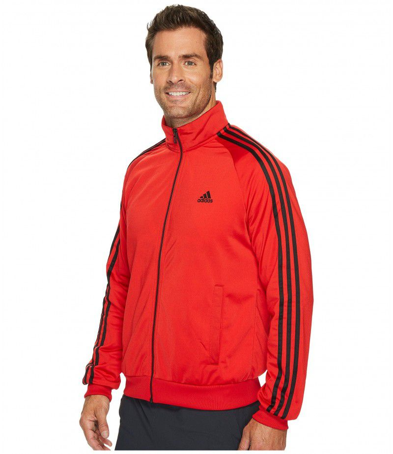 adidas Essentials 3S Tricot Track Jacket