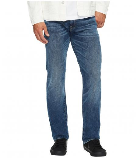7 For All Mankind Standard w/ Clean Pocket in Pacific Light