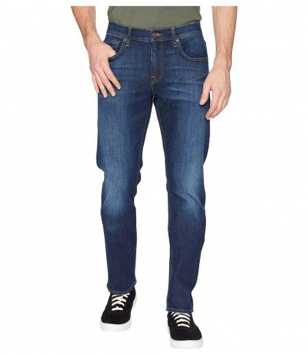 7 For All Mankind The Straight Tapered Straight Leg in Monument