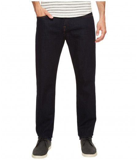 7 For All Mankind The Straight in Classic Indigo