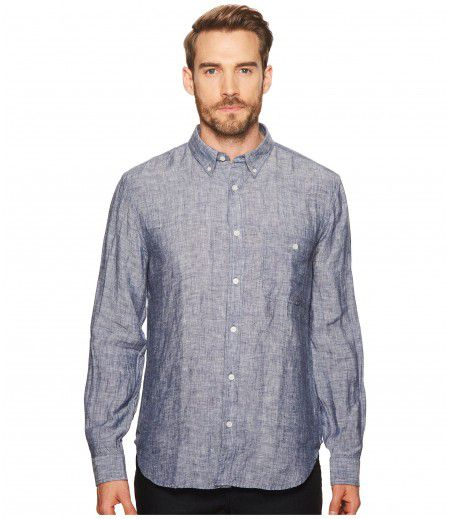 7 For All Mankind Linen Oxford Shirt