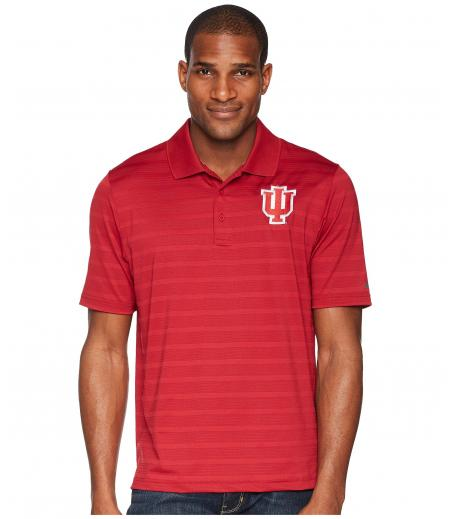 Champion College Indiana Hoosiers Textured Solid Polo