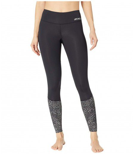 2XU Reflect Run Mid-Rise Compression Tights