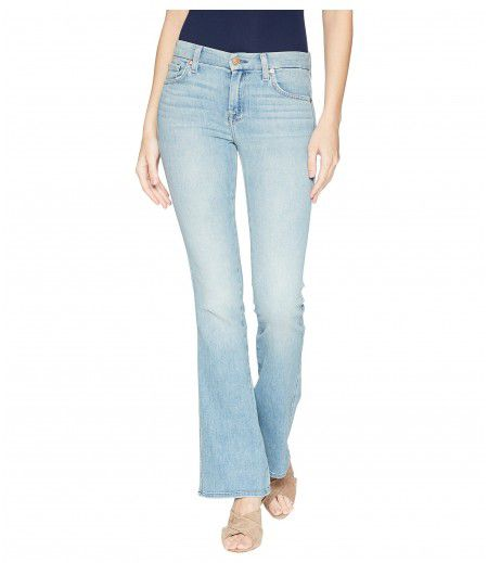 7 For All Mankind A Pocket w/ Contrast A in Desert Heights