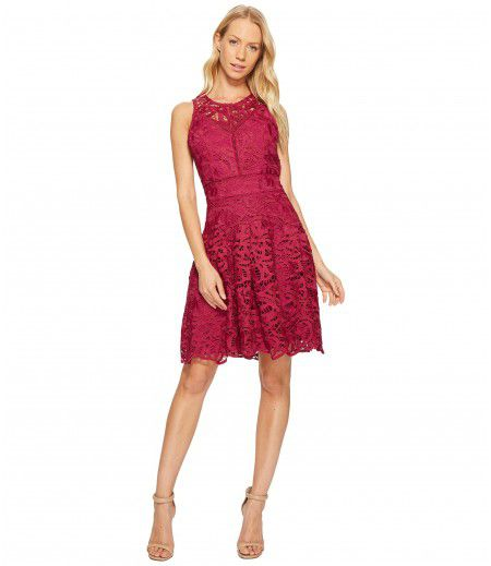 Adelyn Rae Dylan Fit and Flare Dress